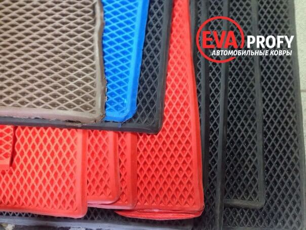Открыть производство автомобильных ковриков EVA