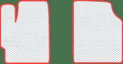Водительский и пассажирский коврик EVA Profy