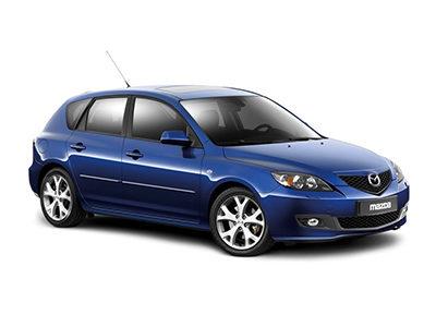 Автомобильные коврики для Mazda 3