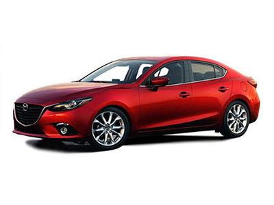 Автомобильные коврики для Mazda 3 (BM)