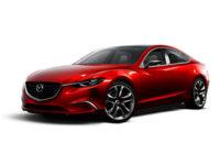Автомобильные коврики для Mazda 6 III (GJ)