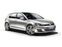Автомобильные коврики для Volkswagen Golf VII от 2013 г.в. (Фольксваген гольф)