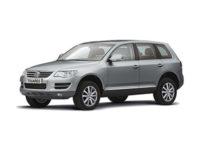 Volkswagen Touareg I 2002 — 2010 (Фольксваген туарег)