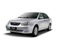 Купить автоковрики EVA на BYD F3 от 2005 г.в. (Бид)