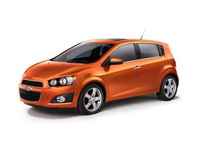 Купить автоковрики EVA на Chevrolet Aveo (T200, T250) 2003 — 2012 (Шевроле авео)
