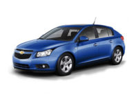 Купить автоковрики EVA на Chevrolet Cruze I от 2009 г.в. (Шевроле круз)