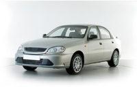 Купить автоковрики EVA на Chevrolet Lanos от 2005 г.в. (Шевроле ланос)