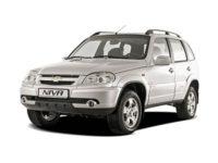 Купить автоковрики EVA на Chevrolet Niva от 2009 г.в. (Шевроле нива)