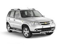 Купить автоковрики EVA на Chevrolet Niva 2002 — 2009 (Шевроле нива)