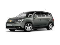 Купить автоковрики EVA на Chevrolet Orlando 5 мест от 2010 г.в. (Шевроле орландо)