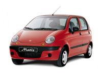 Купить автоковрики EVA на Daewoo Matiz от 2000 г.в. (Деу матиз)