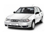 Купить автоковрики EVA на Daewoo Nexia