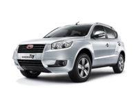 Купить автоковрики EVA на Geely Emgrand X7 от 2013 г.в. (Джили эмгранд)