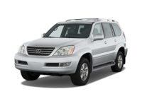 Купить автоковрики EVA на Lexus GX I 470 2002 — 2009 (Лексус)