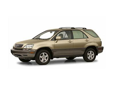 Купить автоковрики EVA на Lexus RX I 1997-2003 (Лексус)