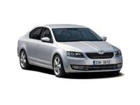 Купить автоковрики EVA на Skoda Octavia (A7) от 2013 г.в. (Шкода октавия)