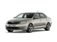 Купить автоковрики EVA на Skoda Rapid от 2012 г.в. (Шкода рапид)