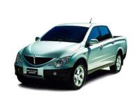 Купить автоковрики EVA на Ssang Yong Actyon sport I 2007-2012