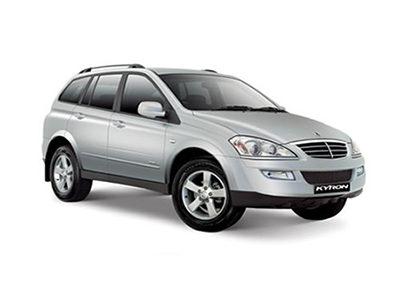 Купить автоковрики EVA на Ssang Yong Kyron I от 2005 г.в.