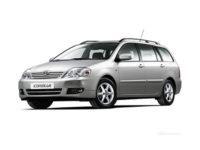 Купить автоковрики EVA на Toyota Corolla IX (E120, E130) 2001-2007 (Тойота королла)