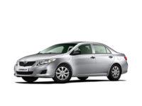 Купить автоковрики EVA на Toyota Corolla X (E140, E150) 2006 — 2013 (Тойота королла)
