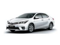 Купить автоковрики EVA на Toyota Corolla XI (E160, E170) от 2013 г.в. (Тойота королла)