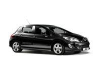 Купить автоковрики Peugeot 308 I от 2008 г.в. (Пежо)