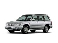 Купить автоковрики Subaru Forester I (SF) правый руль 1997-2002 (Субару форестер)