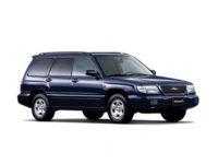Купить автоковрики Subaru Forester I (SF) 1997-2002 (Субару форестер)