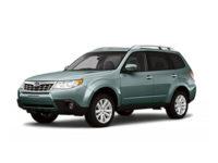Купить автоковрики Subaru Forester III (SH) 2008 — 2013 (Субару форестер)