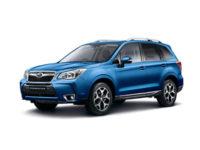 Купить автоковрики Subaru Forester IV (SJ) от 2013 г.в. (Субару форестер)