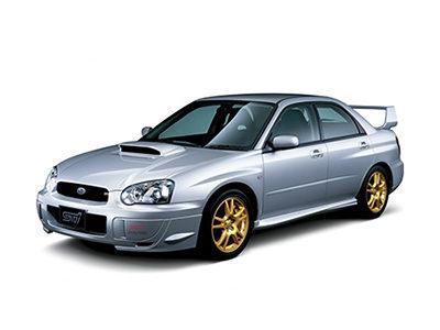 Купить автоковрики Subaru Impreza II 2002 — 2007 (Субару импреза)