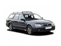 Subaru Legacy III 1998 — 2003 (Субару легаси)