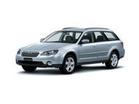 Купить автоковрики Subaru Outback III 2003-2009 (Субару)