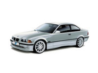 Купить автоковрики на BMW 3 (Е36) 1991-1998 (БМВ)