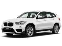 Купить автоковрики на BMW X1 (f48) от 2016г.в. (БМВ)
