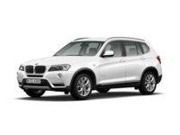 Купить автоковрики на BMW X3 (F25) от 2010 г.в. (БМВ)