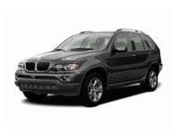 Купить автоковрики на BMW X5 (E53) 2000 — 2007 (БМВ)