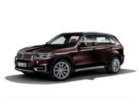 Купить автоковрики на BMW X5 (F15) от 2013 г.в. (БМВ)