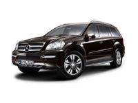 Купить автоковрики на Mercedes GL-class I(X164) 5 мест 2006 — 2012 (Мерседес GL класс)