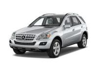 Купить автоковрики на Mercedes M-class II ML320 (W164) 2005-2011 (Мерседес М класс)