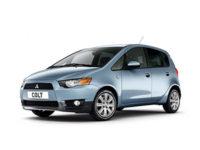 Купить автоковрики на Mitsubishi Colt VII 2003 — 2012 (Митсубиси кольт)