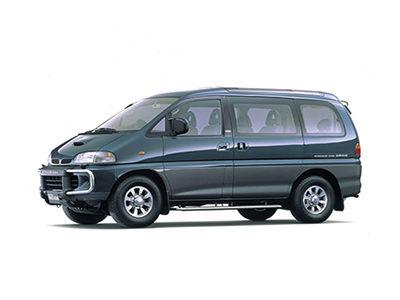 Купить автоковрики на Mitsubishi Delica 1993 — 2006