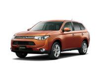 Купить автоковрики на Mitsubishi Outlander III от 2012 г.в. (Митсубиси)