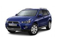 Купить автоковрики на Mitsubishi Outlander XL 2007 — 2012 (Митсубиси)