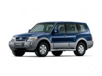 Купить автоковрики на Mitsubishi Pajero (Montero) III — IV от 2000 г.в. (Митсубиси паджеро)