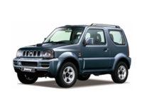 Купить автоковрики на Suzuki Jimni JB43 от 1998 г.в. (Сузуки)
