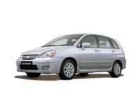 Купить автоковрики на Suzuki Liana I (ER) 2001 — 2008 (Сузуки лиана)