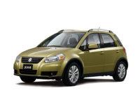 Купить автоковрики на Suzuki SX-4 I от 2006 г.в. (Сузуки сх)