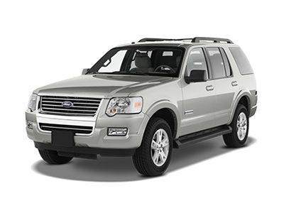 Купить автоковрики на Ford Explorer IV 2006 — 2010 (Форд эксплорер)